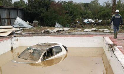 I danni del maltempo: l'Ovadese è il territorio più colpito
